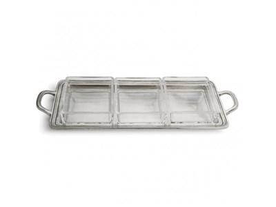 Tavola Rectangular Divided Dish